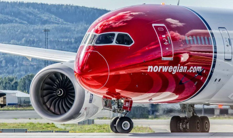 Norwegian Air отменяет заказ на 97 самолетов Boeing