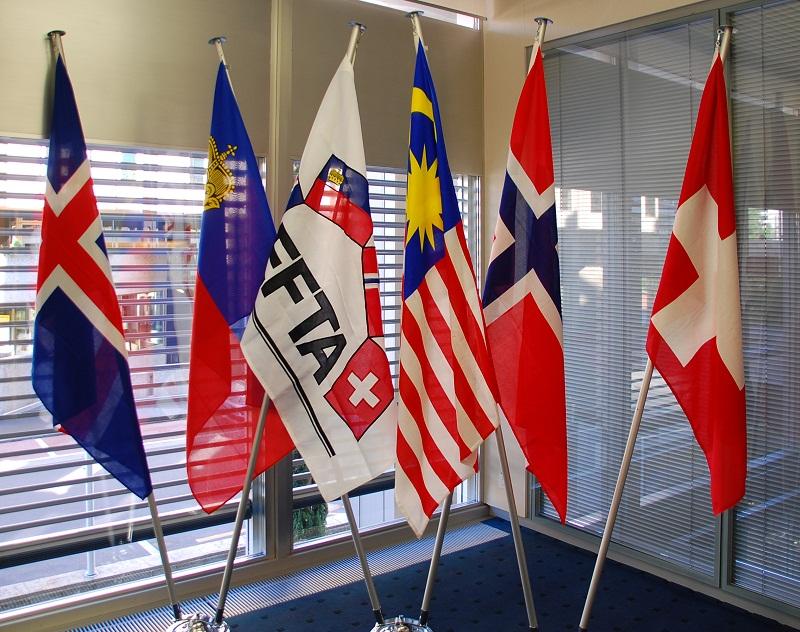 EFTA и Mercosur Blocks заключили соглашение о свободной торговле