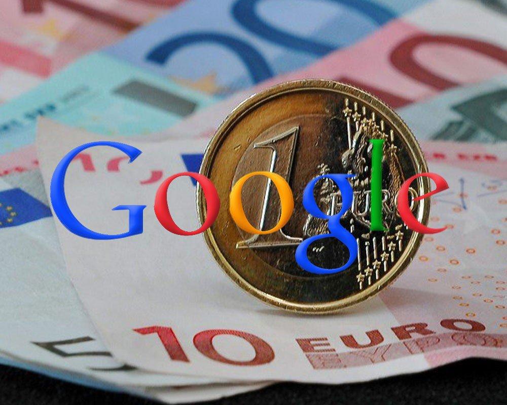 Компании Google в ЕС может грозить рекордный штраф