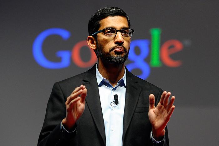 Сундар Пичаи, директор по технологиям, глава по вопросам продукции корпорации Google Inc.