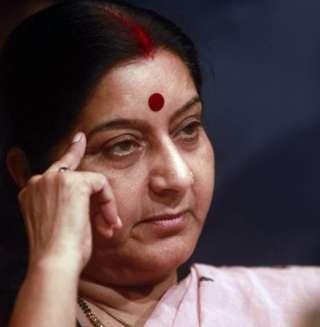 Сушма Сварадж: индийцы предлагают почки больному министру