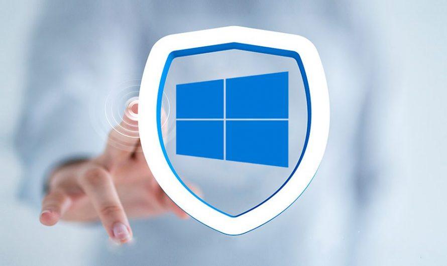 «Защита от несанкционированного доступа» в Windows